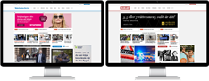 vk.se + folkbladet.nu desktop