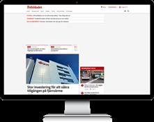 folkbladet.se desktop