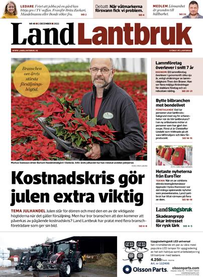 LAND - Lantbruk