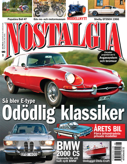 Nostalgia Motor Magazine