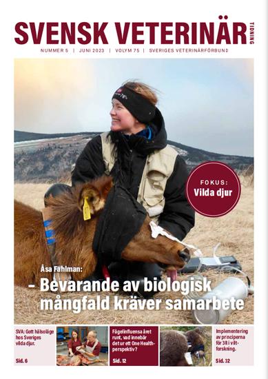 Svensk Veterinärtidning