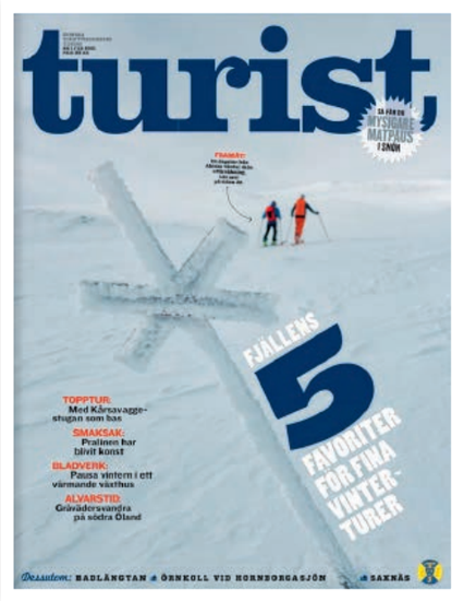 Turist - Svenska Turistföreningens resemagasin