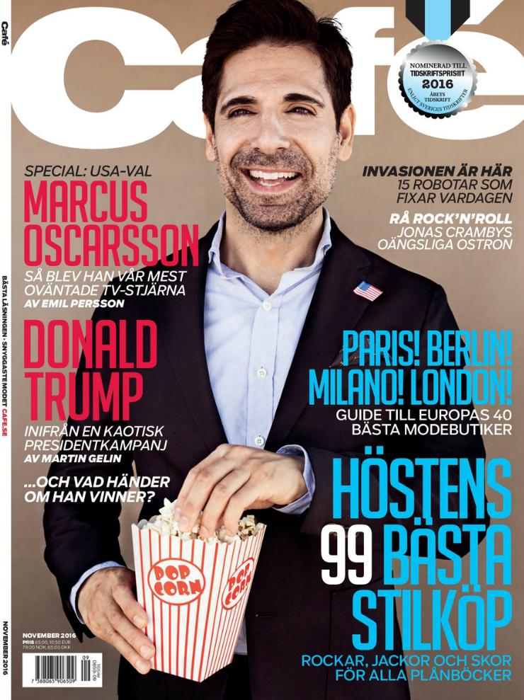 Magazine Café