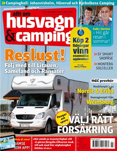 Allt om Husvagn & Camping